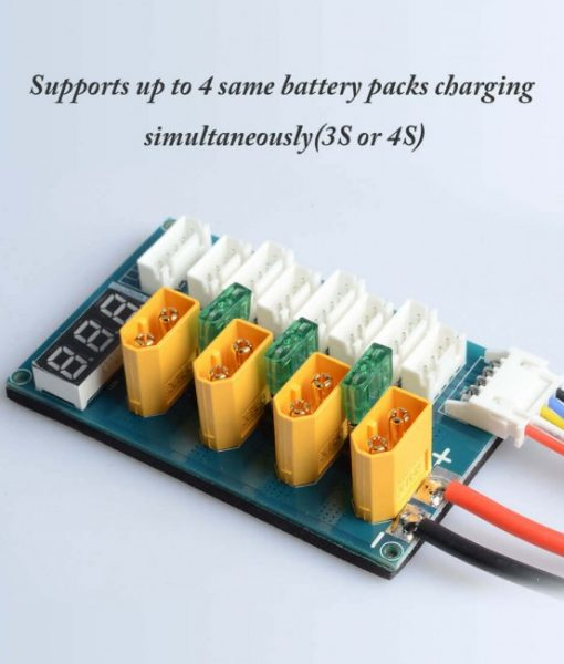 parallel charging board